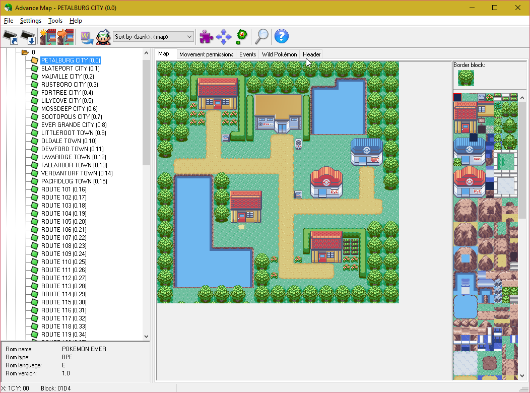 Advance map hack rom tools advance map is the most used map editing tool for gba games gumiabroncs
